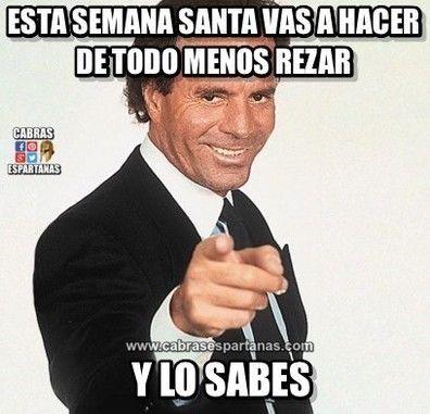 Semana Santa Haces De Todo Menos Cosas Santas New Memes Kid Memes Memes