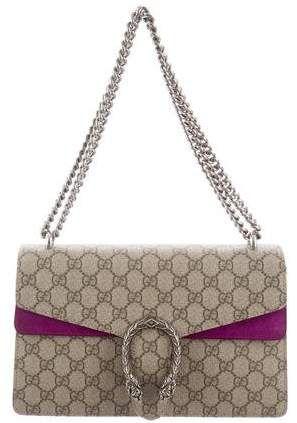 14df3e334df3 GUCCI Dionysus medium GG shoulder bag with tag and box | eBay | Gucci | Gucci  shoulder bag, Bags, Canvas shoulder bag