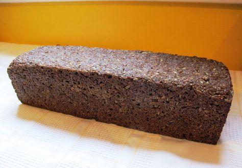 Traditional 'real' German Pumpernickel Bread recipe
