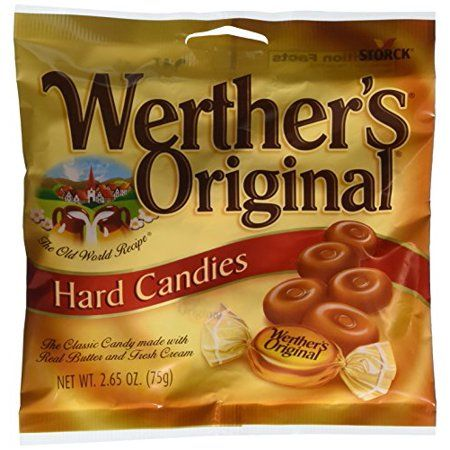 Food Hard Candy Recipes Werther S Caramel Hard Candy