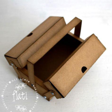 Anleitung mit Cameo File und weiteren Beispielen zu dem super Koffer.