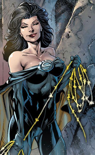 Superwoman (Character) - Comic Vine   World's of DC: Comics