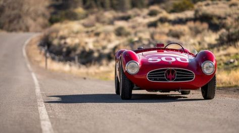 sports car digest the sports racing and vintage car journal sports car racing maserati pinterest