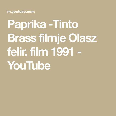 Youtube tinto brass