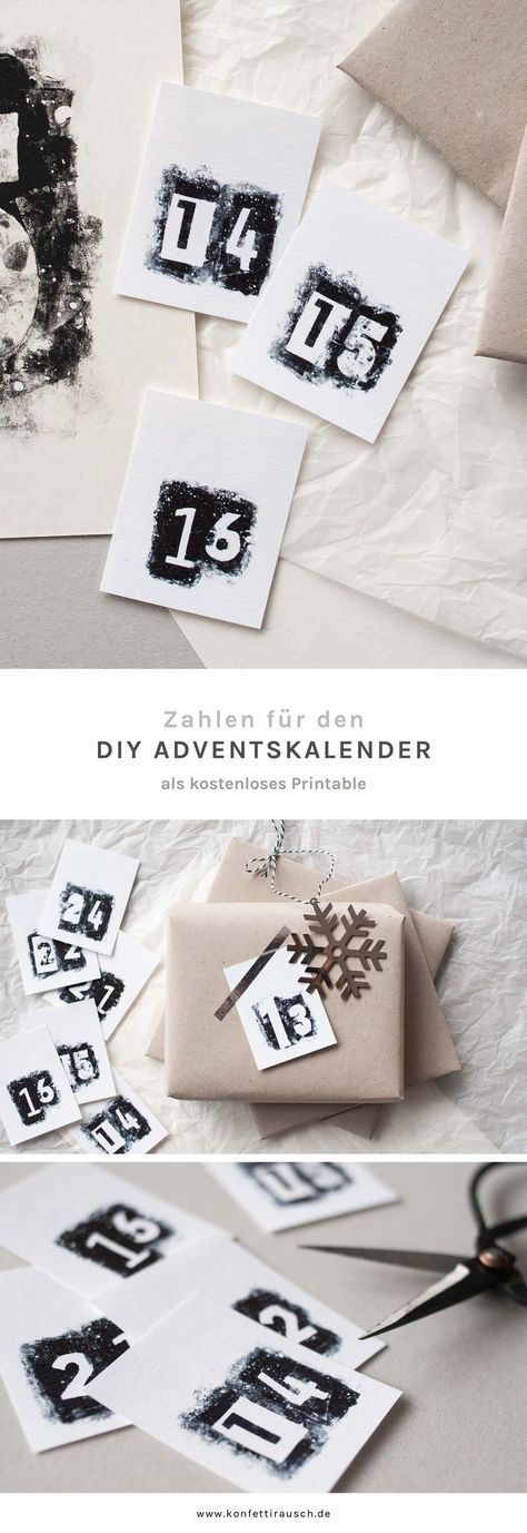 List Of Pinterest Adventskalender Zahlen Drucken Images
