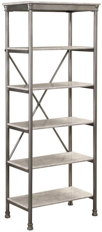Landry 6 Tier Bathroom Shelf Construction Powder Wood Home Styles Shelves Shelving Unit