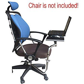Magichold Ergonomic Keyboard Laptop Tablet Mouse Stand Holder Mount For Workstation Video Gaming Etc Can Be Installed To Chair Gaming Chair Comfortable Office