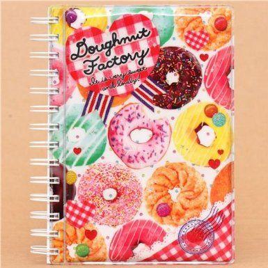 Donut Sticker Album (40 pages) $9.20