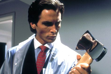 American Psycho is Just a Slasher Flick Disguised in Designer Clothes