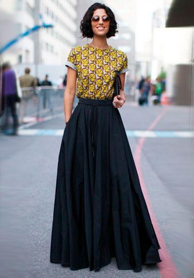Какой длины должна быть юбка? Идеальная длина мини, миди, макси и до колена