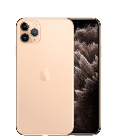 iPhone 11 Pro Max 256GB Gold AT&T - Apple