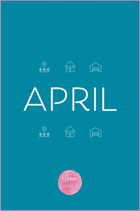 Saisonkalender April für heimisches Obst und Gemüse