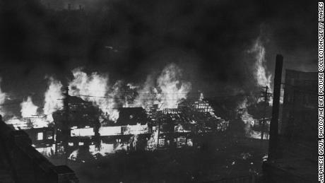 History S Deadliest Air Raid Happened In Tokyo During World War Ii
