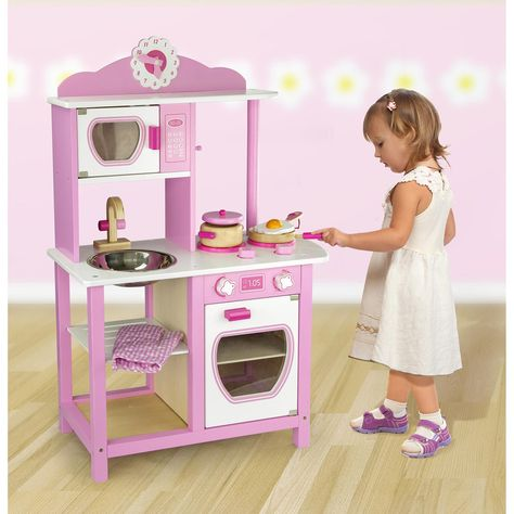 The Princess Kitchen Wooden Wooden Toys Net Price Direct