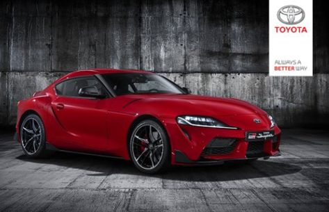 2020 Supra leaked in full by Toyota Germany