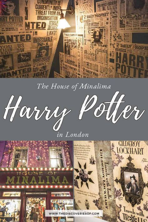 Have You Visited The House Of Minalima Soho S Harry Potter Shop Harry Potter Travel Harry Potter London London