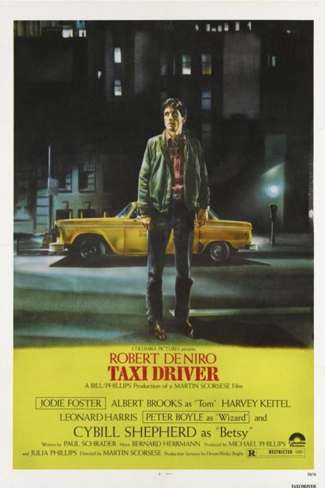 Taxi Driver - 25