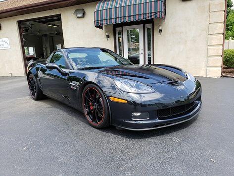 2012 Corvette Hardtop For Sale In Pennsylvania 2012 Z06 3lz