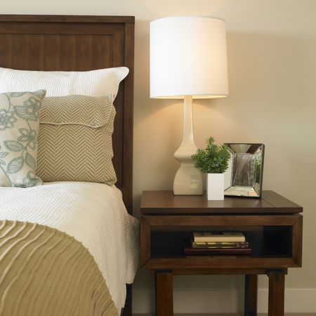 Pick Best Feng Shui Colors For Your Home Bedside Lamp Bedside Table Lamps Bedroom Lamps