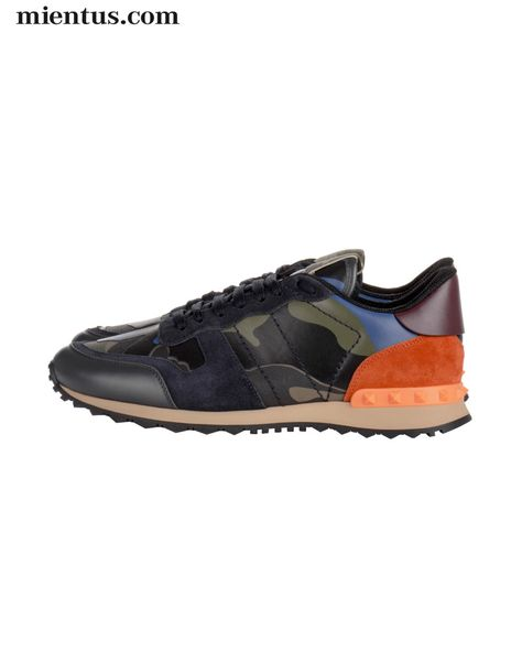 official photos 56f56 65423 VALENTINO GARAVANI Sneakers Camouflage Rockrunner - Sneakers ...