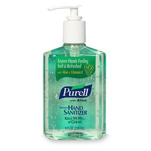 Shop Custom Printed Antibacterial Hand Sanitizer 1 Oz As Low