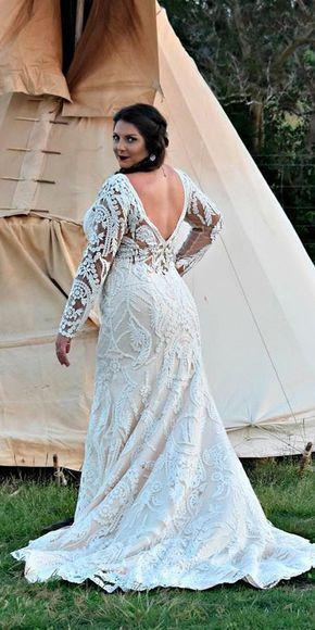 Buzzfeed wedding dresses plus size, Plus size wedding ...