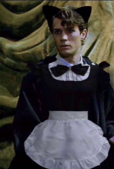 nothing but tom riddle maid outfit (Maid outfit tom was created by @… #terror # Terror # amreading # books # wattpad