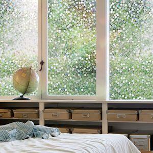 Lemon Cloud Fensterfolie Streifen Selbstklebend
