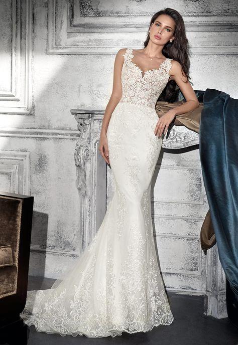 vestido de novia demetrios modelo 752 - eva novias | demetrios novia