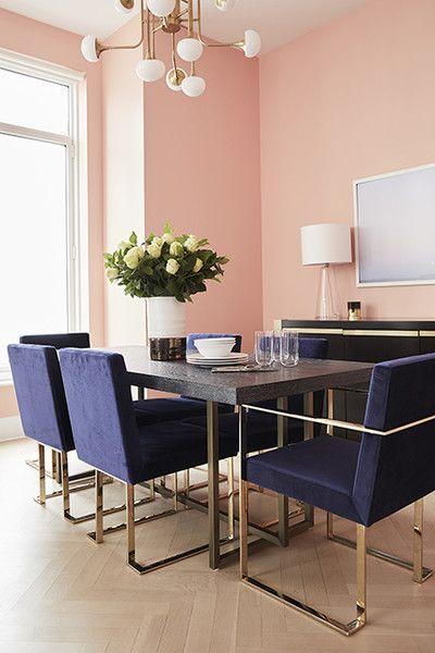 Fine Dining Dining Room Design Minimalist Furniture Home Decor