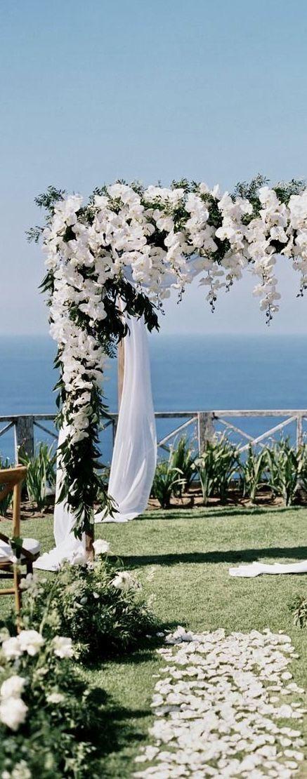 #DestinationWedding #CoastalWedding #BeachWedding #OutsideWeddingIdeas