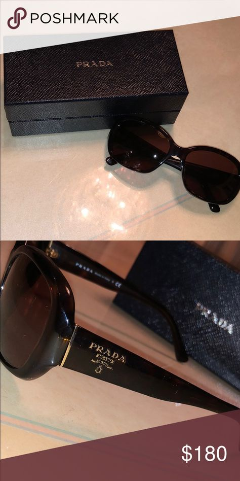 21a526dcf2bf I just added this listing on Poshmark  Women s Prada Sunglasses.   shopmycloset  poshmark  fashion  shopping  style  forsale  Prada   Accessories
