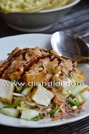 Diah Didi S Kitchen Nasi Lengko Resep Masakan Masakan Makanan Sehat