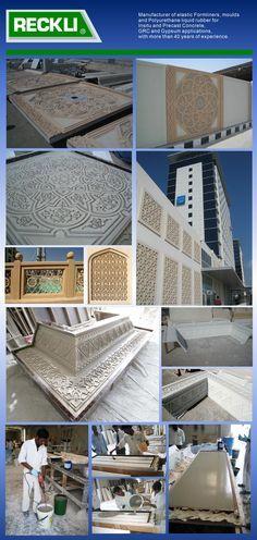Glass Fiber Reinforced Concrete (GFRC)-1