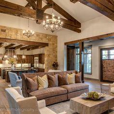 Como Decorar La Casa Estilo Rustico Decoracion De Interiores