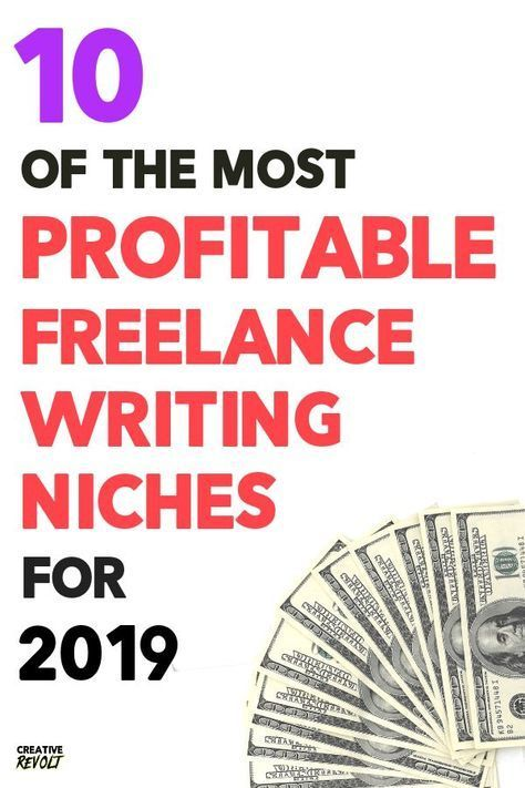 Profitable Freelance Writing Niches Online Writing Jobs Writing Jobs Start Freelance Writing