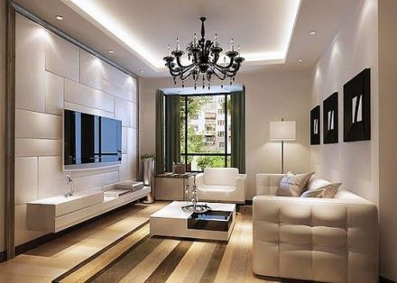 False Ceilings Design With Cove Lighting For Living Room 37 Living Room Design Modern Room Design Living Room Designs