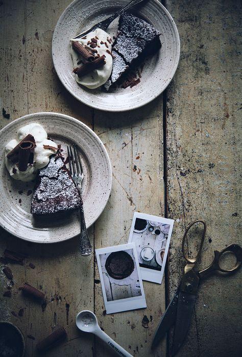 Call me cupcake, Swedish Chocolate Cake
