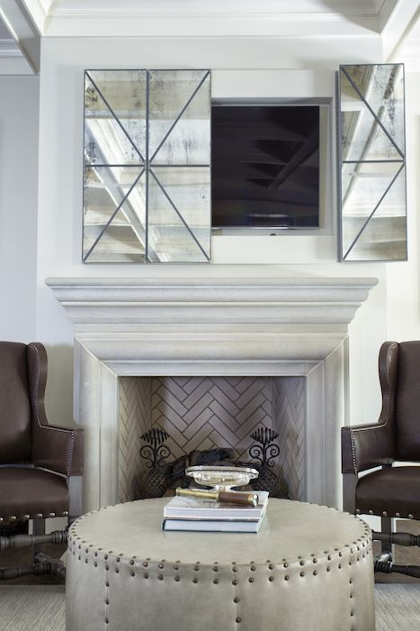 18 Chic and Modern TV Wall Mount Ideas for Living Room   Modern tv wall, Tv  wall mount and Tv walls