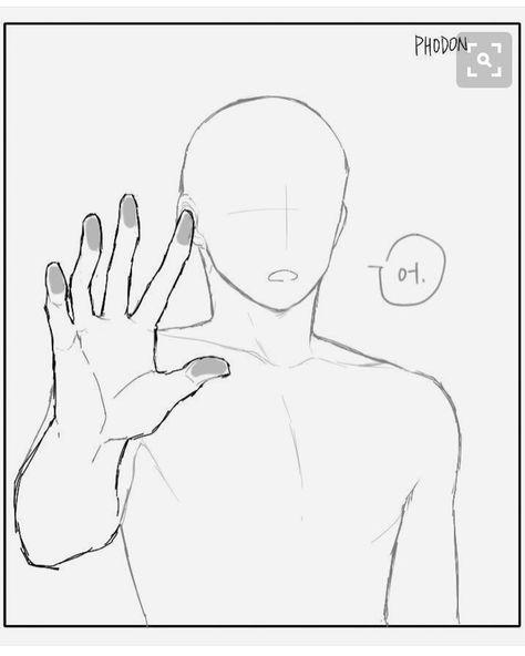 Resultado De Imagem Para Molde De Corpo De Anime Poses References Curso De Desenho Gratuito Desenho De Inspiração