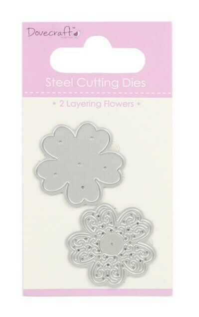 Dovecraft Flowers Cutting Die