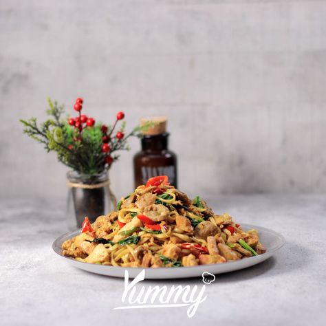 Mie Goreng Ayam Bakso | Yummy Jangan lupa share video ini dan follow @Yummy.IDN @IDNTimes.Video