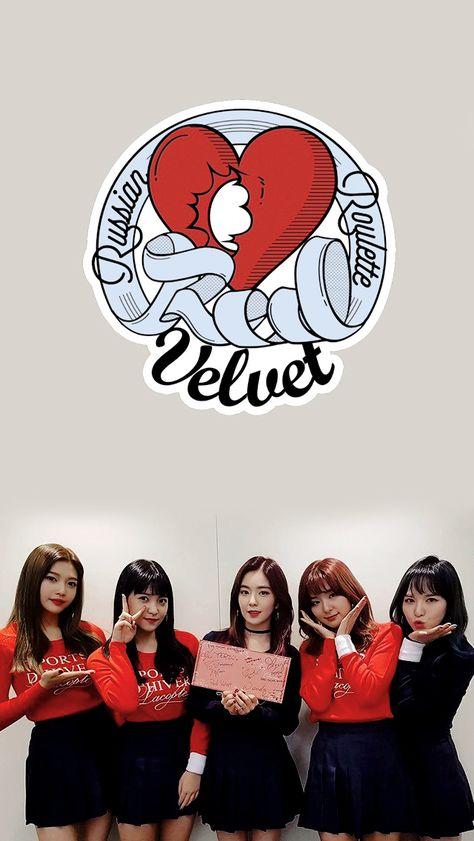 Red Velvet Wallpapers Tumblr Red Velvet Wallpaper K Pop