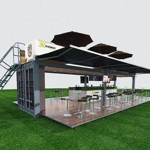 Source 10ft 20ft 40ft Container Restaurant 10ft Pop Up Shipping Kiosk Design Pop Up Shop With Fast Deli Container Bar Container Coffee Shop Coffee Bar Design