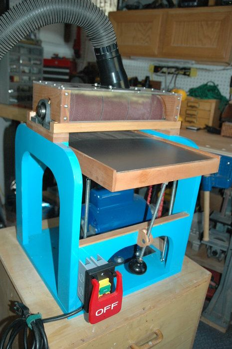 Thickness Sander Woodworking Diy Woodworking Woodworking Projects