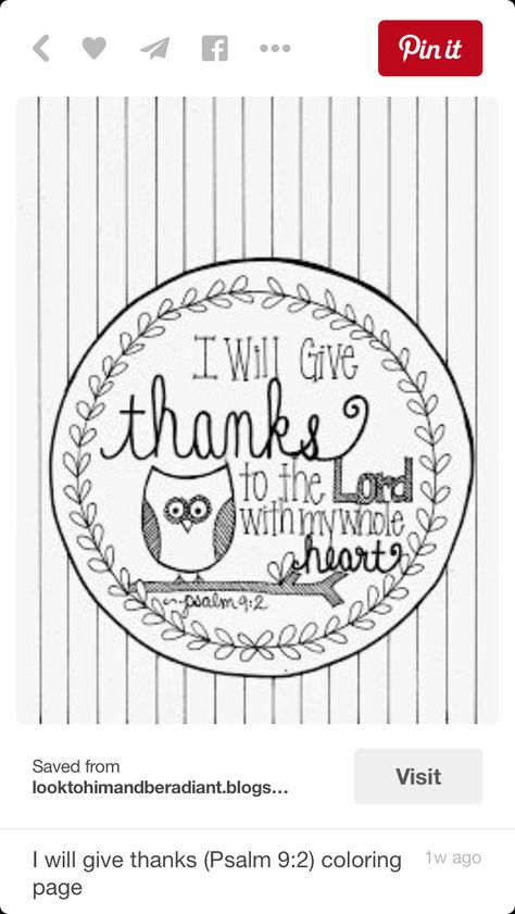 Give thanks to the Lord   Coloring pages :)   Раскраски, Надписи ...