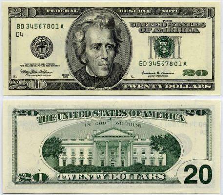 Printable 100 Dollar Bill Front Bill Dollar Dollarbills Front Printable Coin Dealers Fake Dollar Bill Banknotes Money