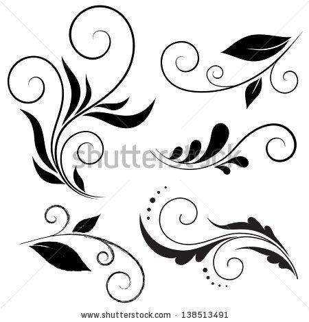 Doodle Inspiration 2 on Pinterest | Vector Flowers, Design ...