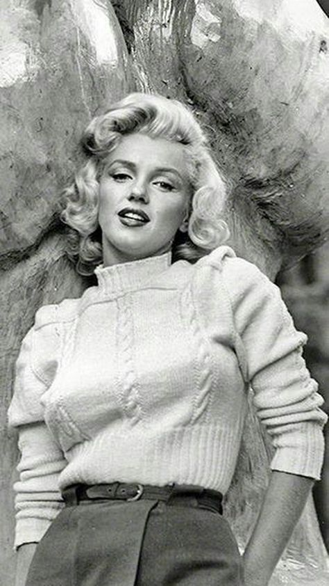 Marilyn In Canada 1953 Photo By John Vachon Actrices Fotos