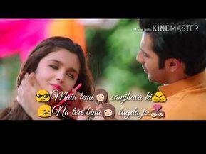 Main Tenu Samjhawan Ki Whatsapp Status Youtube Romantic Songs Video Love Songs New Whatsapp Video Download Niche, all short lyrics is very. pinterest